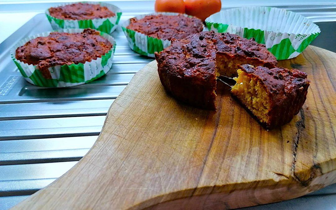Muffin rustici con Farina di Cicerchie Bio